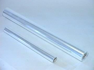 rolls of high clarity polypropylene film