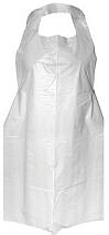 disposable polythene apron