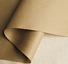 sheets of brown paper