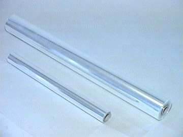 Photo of polypropylene sheet on rolls