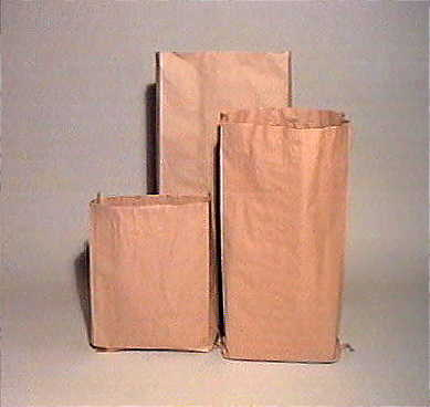 Photo of paper sacks
