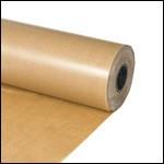 roll of waxed kraft paper
