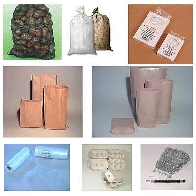 Photo of some Horticultural Packaging